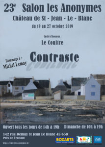 EXPOSITION 2019 LECOULTRE - LEMAY